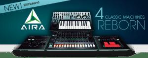 Roland aira.line.musicasa.VT-3 - Vocal Transformer