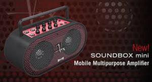 VOX SOUNDBOX mini Black.2