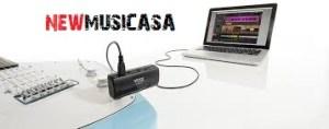 VOX Amplug  IO  interface audio USB