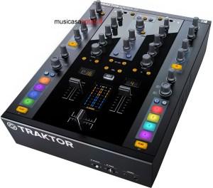 NATIVE TRAKTOR KONTROL Z-2 DJ MIXER CONTROLLER 2+2 B