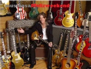 joe perry guitars