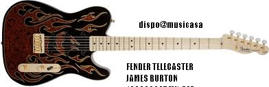 James Burton Telecaster