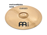 "meinl Medium Hihat, 16"" Medium Crash, 20"" Medium Ride 4f0358b993-500-500"