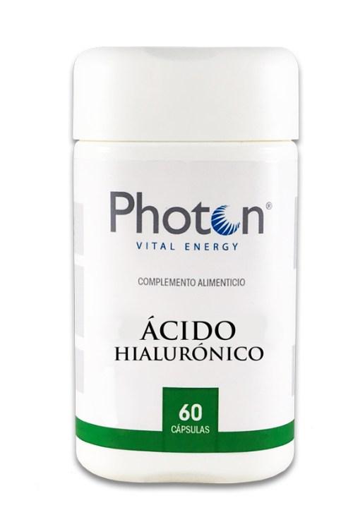 ácido hialurónico photon capsulas para el cuidado de la piel