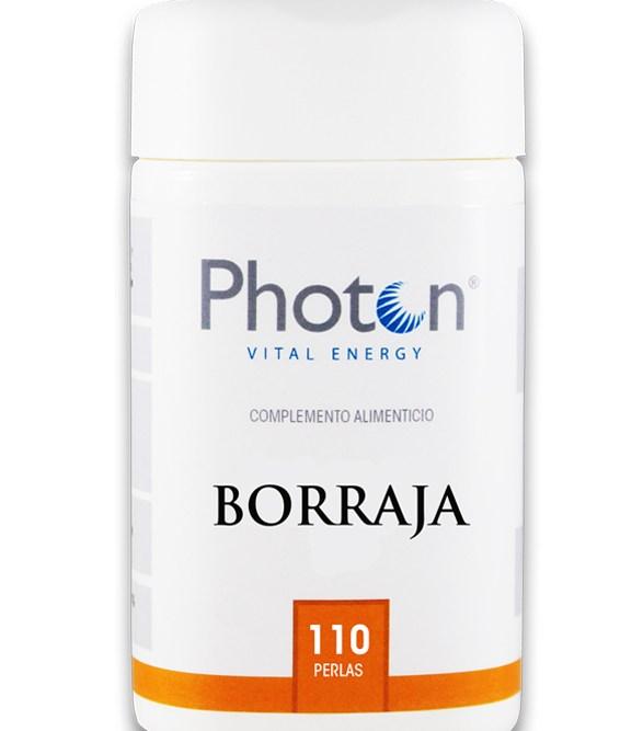 borraja photon capsulas para regular el sistema hormonal femenino