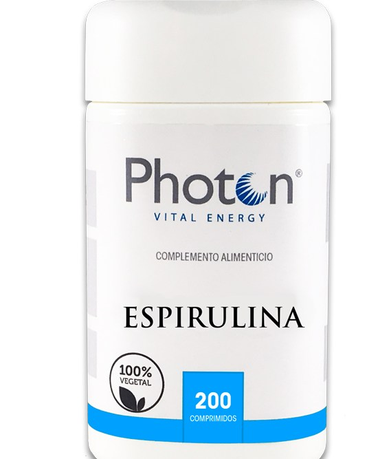 espirulina photon comprimidos remineralizantes
