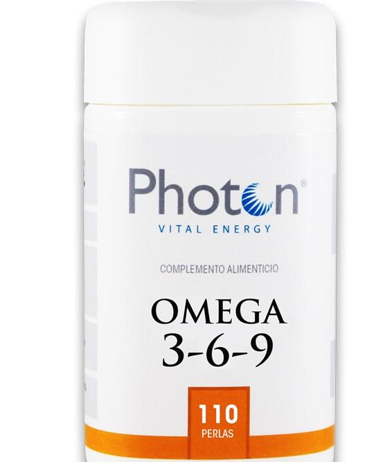 omega 369 photon perlas para controlar colesterol y trigliceridos