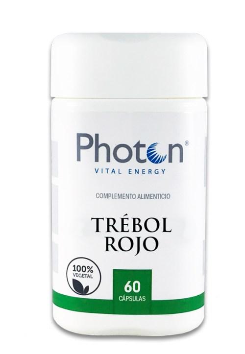 trebol rojo photon cápsulas para sintomas de menopausia