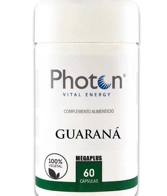 Guaraná Megaplus Photon es un estimulante y energizante natural