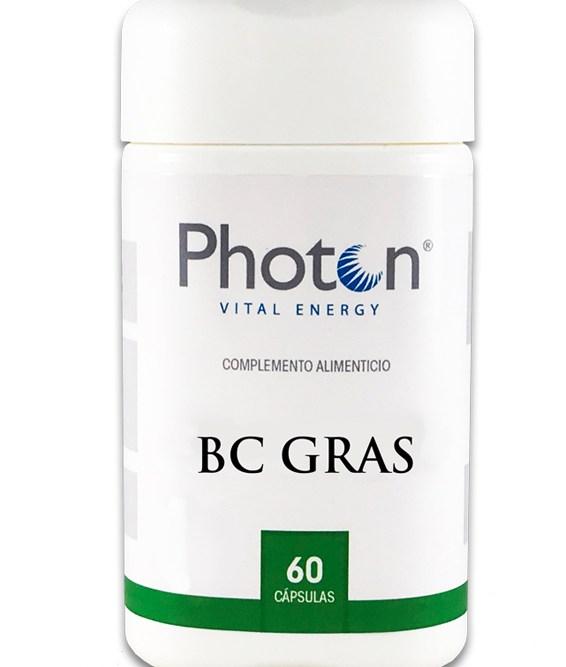 bc gras photon cápsulas quemadoras de grasas