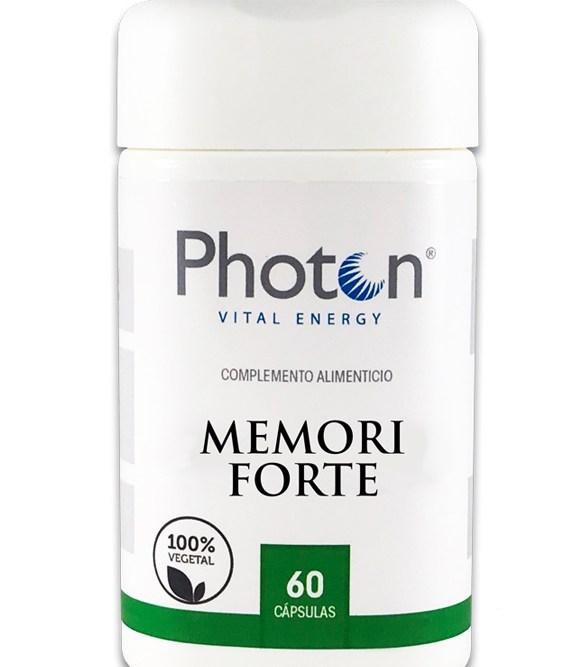 memori forte photon cápsulas para fortalecer la memoria