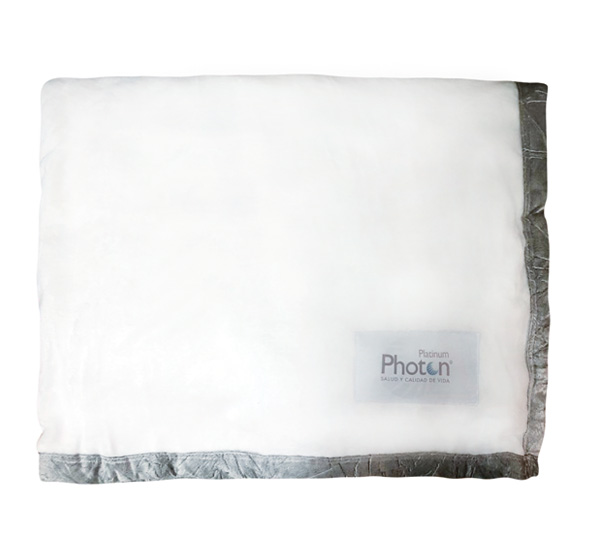 Manta DUVET Photon incorpora la Microcerámica Photon *BIP®. Ideal para le época de frío.