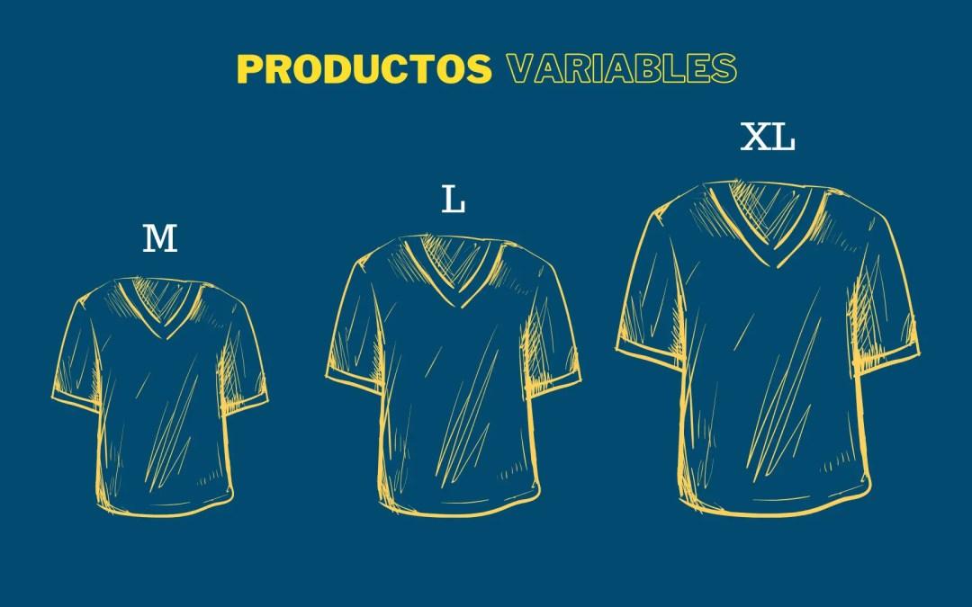 Productos Variables