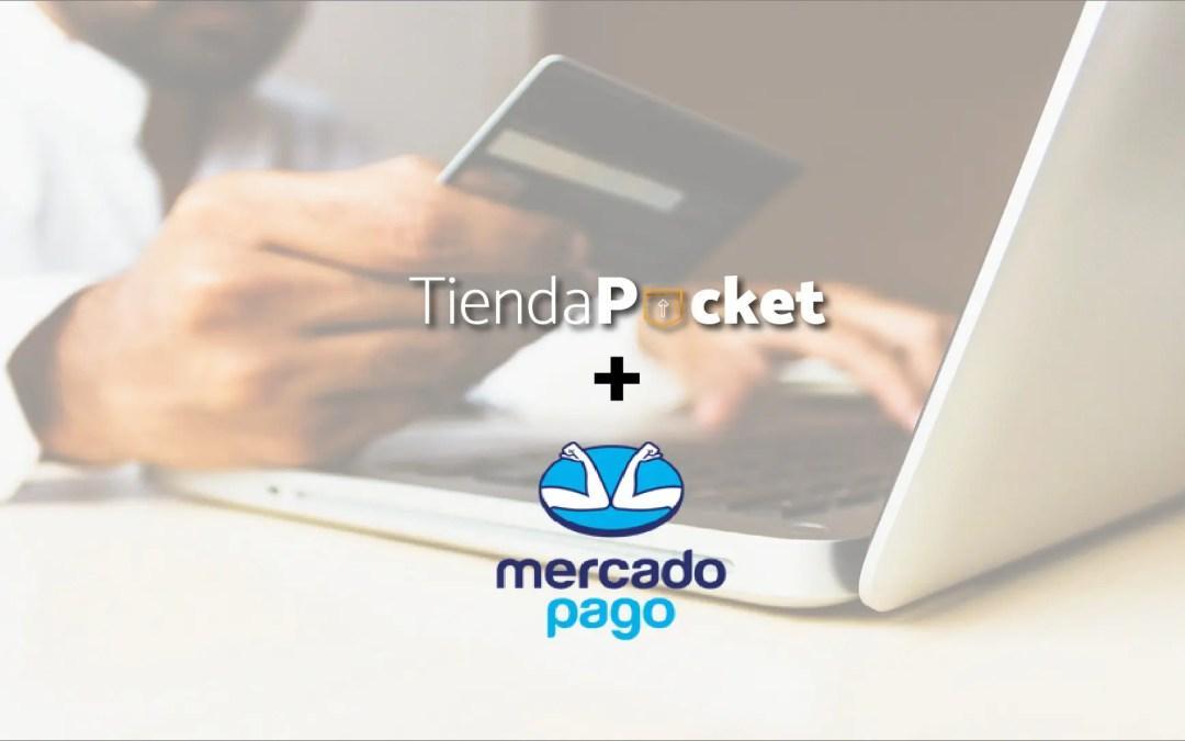 Mercado Pago con TiendaPocket
