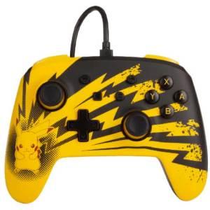 Control Pikachu Lightning