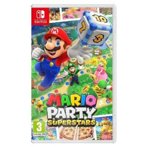 Juego mario party ST