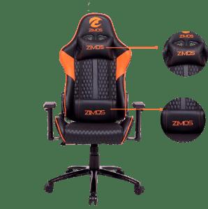 Zimos Sirio Chair