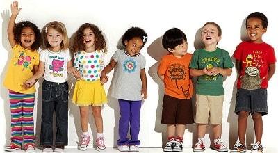 comprar ropa de niños en china
