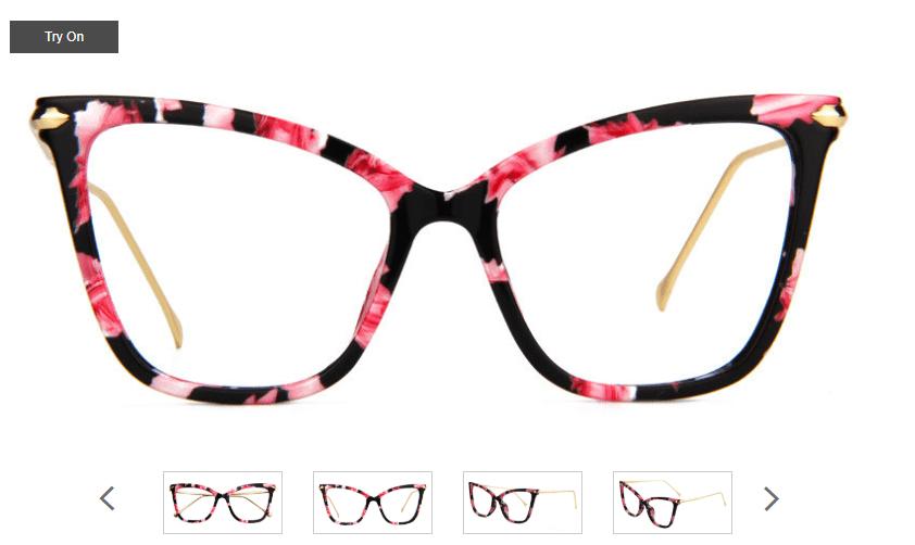 rectangular eyeglasses