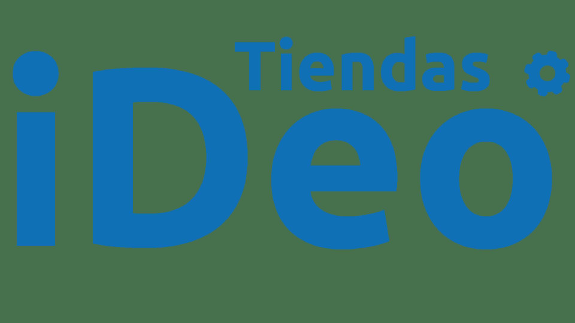 Logotipo de Tiendas iDeo
