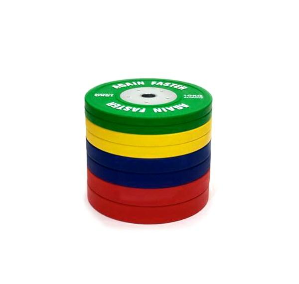 Discos de levantamiento olímpico AF