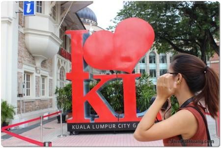 I love Kuala Lumpur City Gallery.