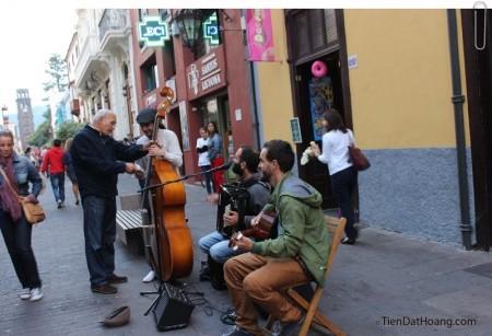 Dàn nhạc đường phố!