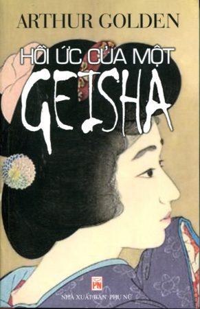 """Sách """"Hồi ức của một geisha"""""""