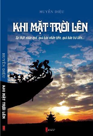 """Sách """"Khi mặt trời lên"""". Nguồn ảnh: phattuvietnam.net."""