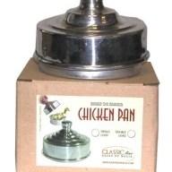 Cazuela de pollito una sola carga