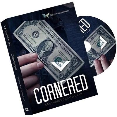 DVD - Cornered SansMinds
