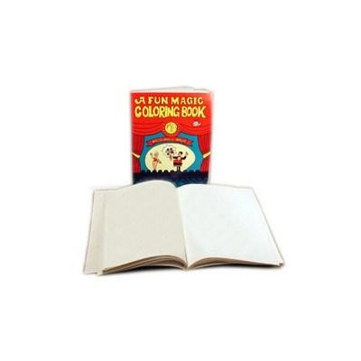 accesorio para el libro de colorear blanco - Tienda Trucos Magia