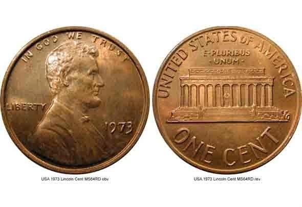 Comprar Moneda De 1 Centavo Regular De Estados Unidos