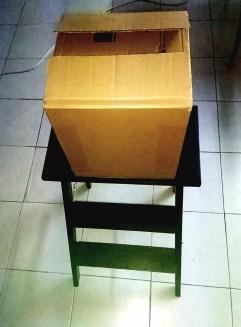 Caja Pesa No Pesa - versión disponible en Caja Cartón