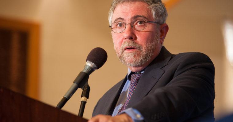 """Nhà kinh tế học Paul Krugman: """"Vàng đã chết ... Bitcoin có nhiều tiện ích hơn vàng"""""""