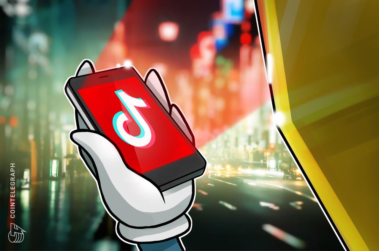 Tiktok vừa đưa ra thông báo cấm mọi quãng cáo tiền điện tử trên nên tảng mạng xã hội của mình