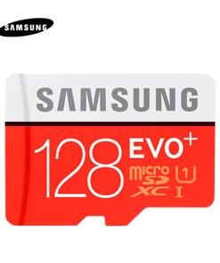 Tarjeta Memoria SDXC Samsung Evo 128GB UHS-1 -4K