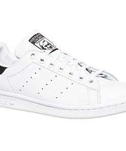 Tenis-Zapatillas-Stan-Smith-Blanco-Negro-Mujer Hombre Clasicas