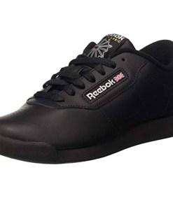 Zapatillas-Rbk Princess-Negro- Colegio Hombre Mujer 2020