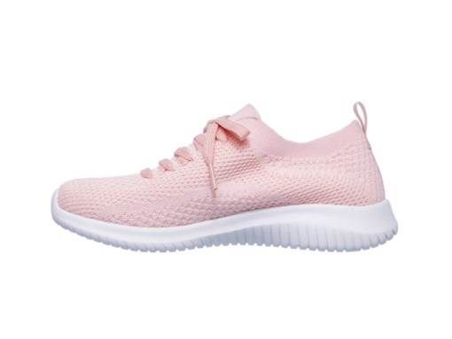 Tenis-Zapatillas-Dama-Mujer-Skechers Ultra-Flex-Statements-Running-Fitnesss-2020-Rosa mod Fitness