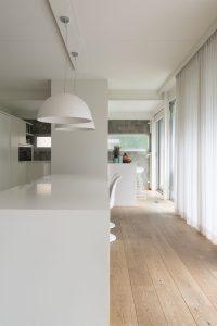 tafel, gezellig, licht