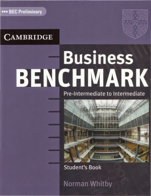 BusinessBenchmarkPre-Int1