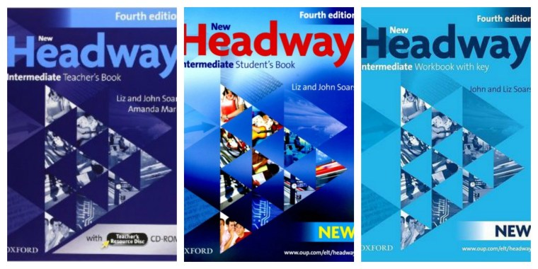 New Headway - Intermediate (4th Edition 2009) [Oxford]