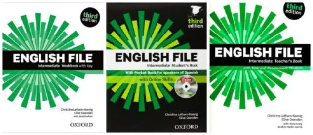 English File Third Edition - Intermediate [Oxford]