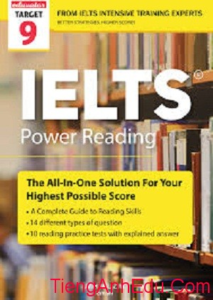 IELTS Power Reading – Target Band 9