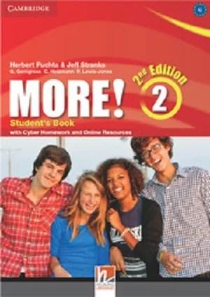 Cambridge More! 2 - Second Edition