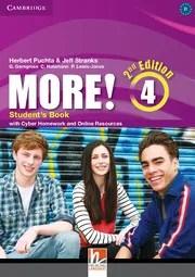 Cambridge More! 4 - Second Edition