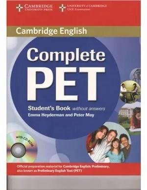 Complete PET 2014