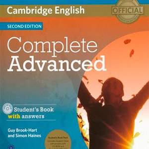 Cambridge Complete Advanced CAE Second Edition