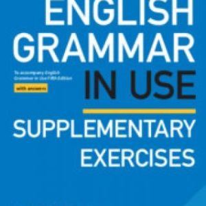 English Grammar In Use Intermediate 2019 5th-Edition And Supplementary Exercises